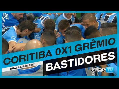 [BASTIDORES] Coritiba 0x1 Grêmio (Brasileirão 2017) l GrêmioTV