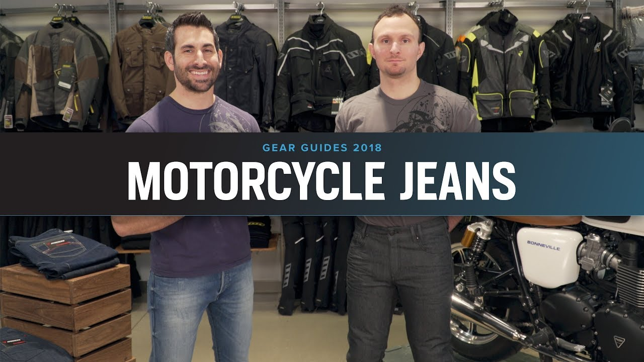 UglyBROS Motorcycle Jeans Review - YouTube