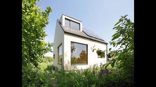 박공지붕주택의 대명사 유럽식 목조 조립식 주택 반하우스
