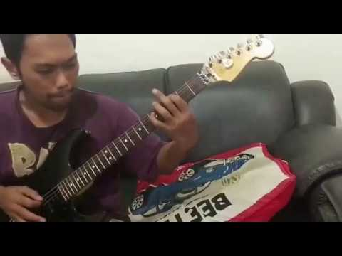 Maenin lagu Ungu-Hanya Cinta (Guitar Cover)