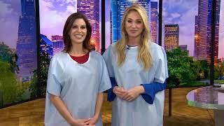 UT Physicians - KHOU - Wear the Gown - Women and Heart Disease (30 second spot)
