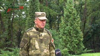 В белорусской армии началось командно-штабное учение