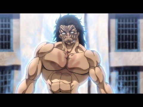 Baki (2018)「AMV」- I am A Warrior.