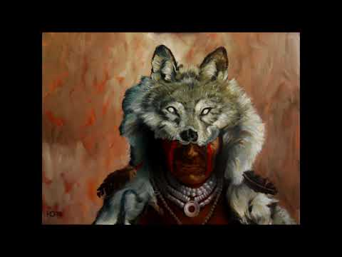Wolf Reading- Native American Lore [Native American Myths]