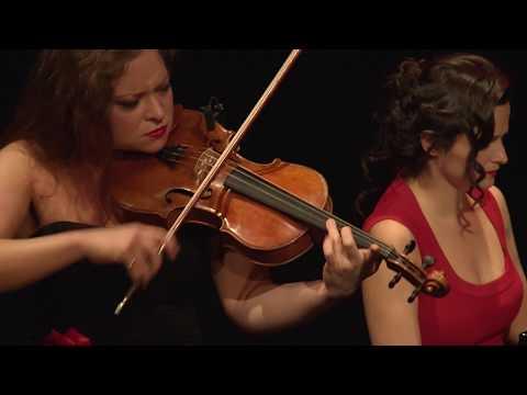 Piazzolla, Le grand tango, Nora Romanoff-Schwarzberg and Dora Deliyska
