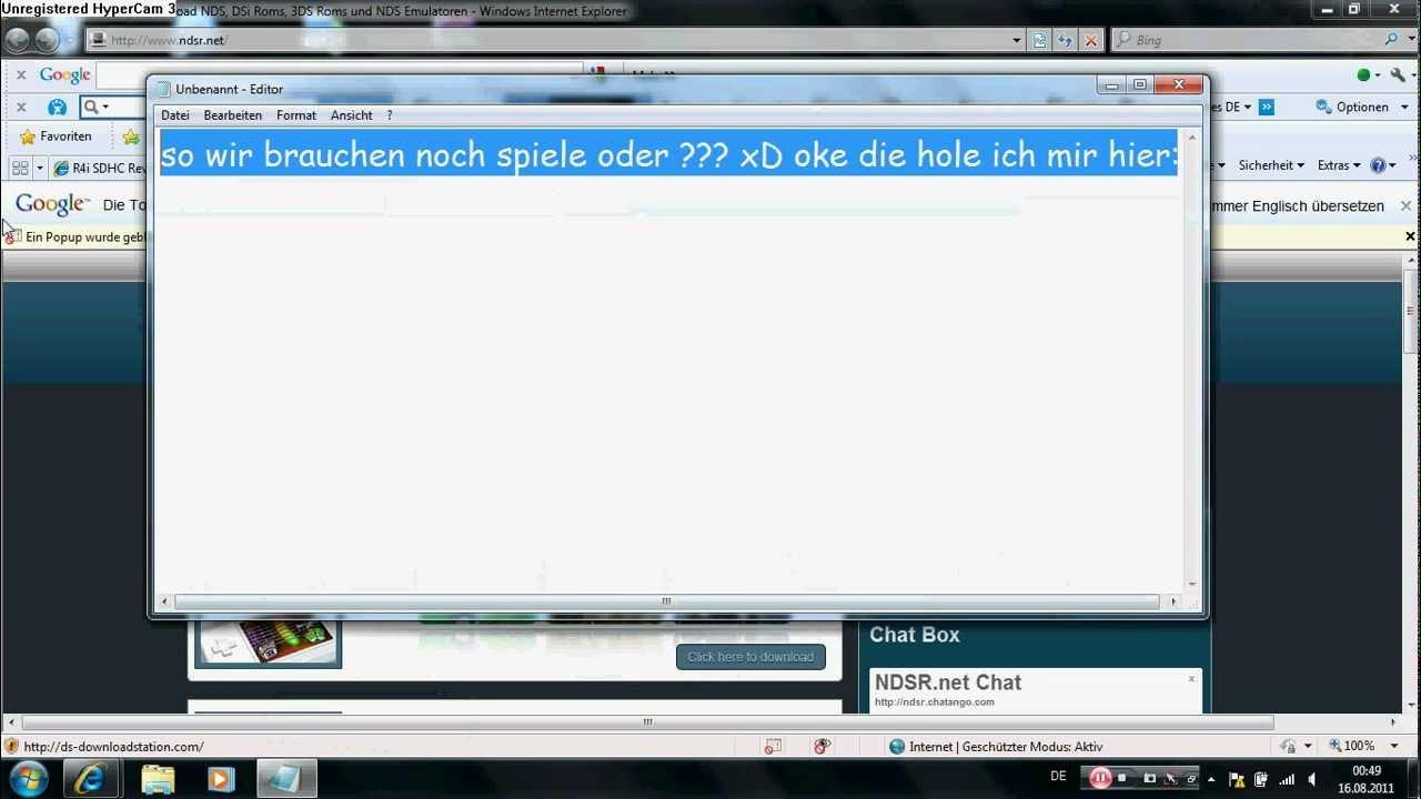 r4 karte software R4 Karte Anleitung Deutsch German mit Downloadlink   YouTube