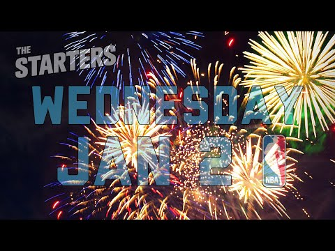 NBA Daily Show: Jan. 2 – The Starters