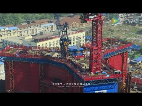 Wuhan Greenland Center Documentary IV 武汉绿地中心纪录片04