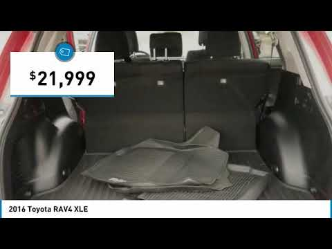 2016 Toyota RAV4 XLE Maplewood, St Paul, Minneapolis, Brooklyn Park, MN P18073