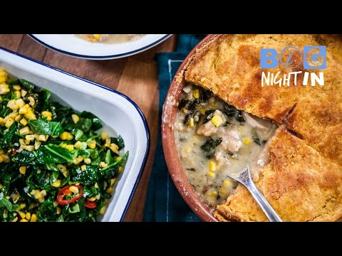 Mexican Chicken Pie Recipe