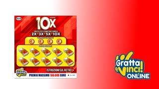 Gratta e Vinci: Nuovo 10X - Biglietti 10/14 [Serie 14]