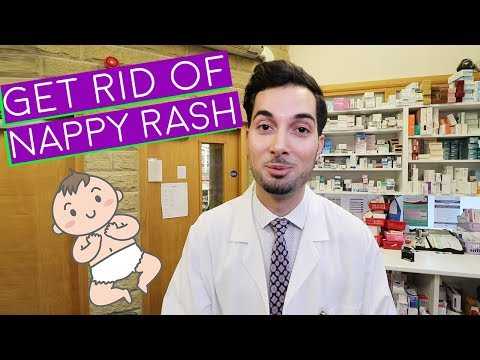 Nappy Rash | Diaper Rash Treatment | Nappy Rash Cream | Diaper Rash