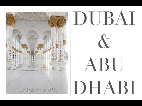 Nonee Travels: United Arab Emirates