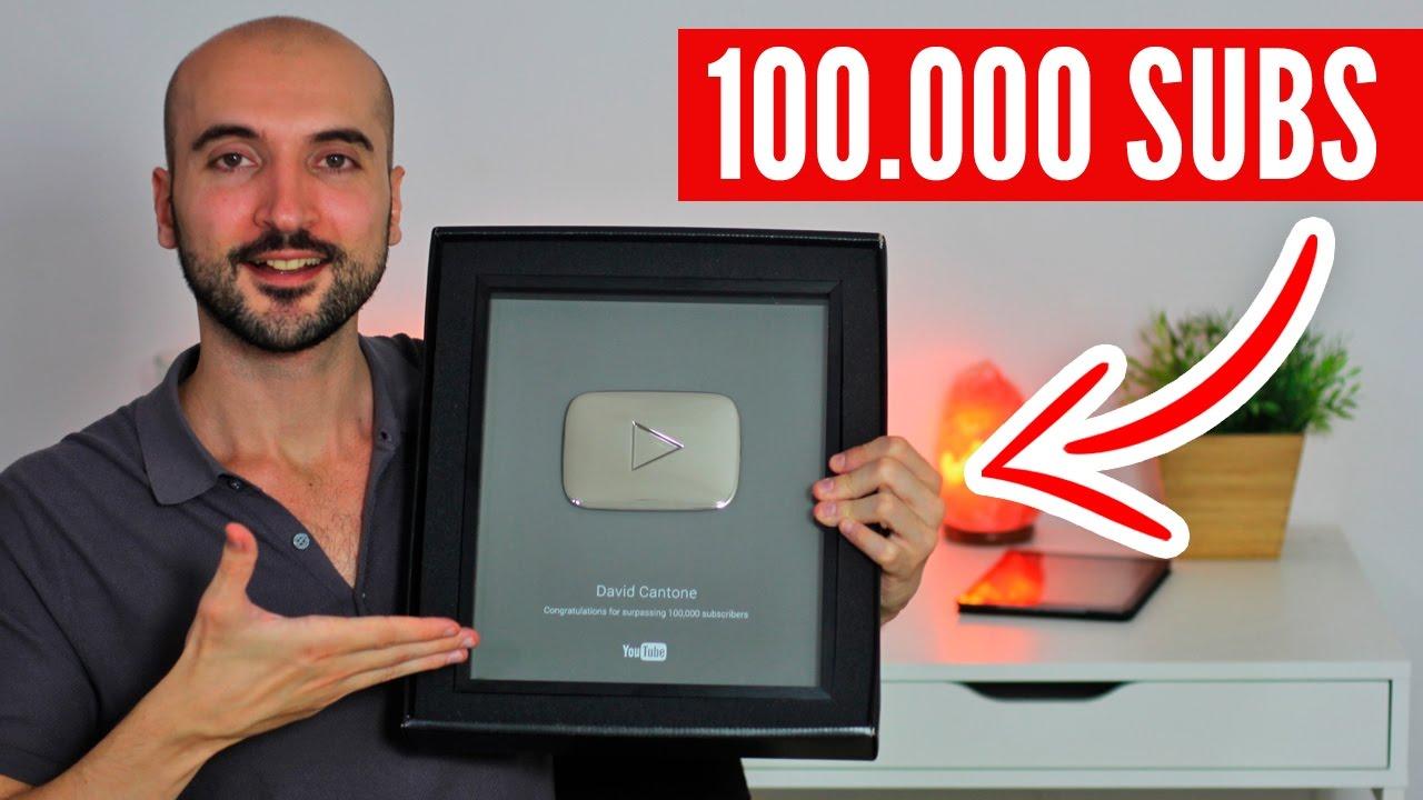 4b5cceaf58 Cómo Conseguir 100.000 SUSCRIPTORES en YouTube! - YouTube