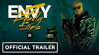 Hitman 3: Seven Deadly Sins Act 6 Envy - Official Announcement Trailer