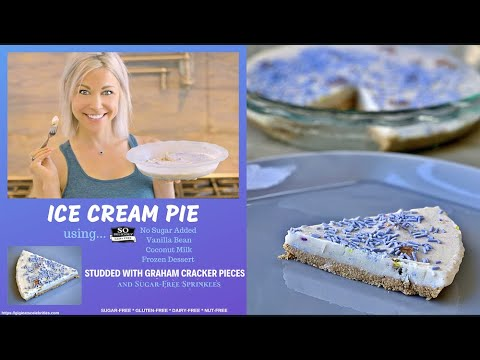 Vegan Coconut Cream Pie ~ gluten-free ~ oil-free ~ from YouTube · Duration:  1 minutes 4 seconds