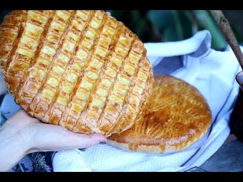 Armenian Gata Գաթա Nazook Sweet Bread Recipe - Heghineh Cooking Show