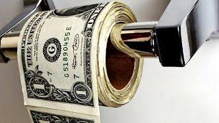 7 Bizarre Fakten über Geld!