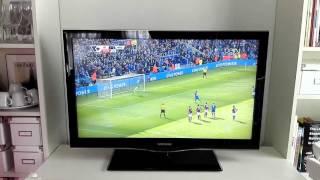 Ulloa penalty Leicester City 2-2 West Ham