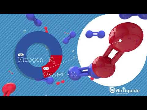 Air Liquide - Understanding the air separation process