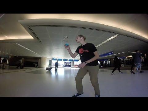 Phoenix Layover - Dylan Westmoreland - Kendama USA