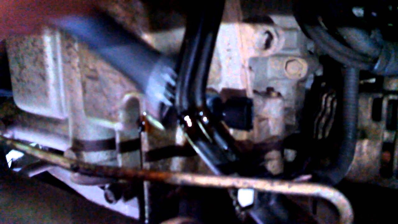 how to change a oil pressure sender switch on 2005 nissan frontier  [ 1280 x 720 Pixel ]