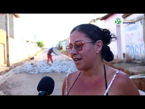 OBRAS AVANÇAM NAS COMUNIDADES RURAIS DE ARAPIRACA