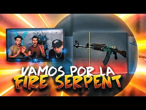 ¡VAMOS A POR LA FIRE SERPENT FN! *2500€ DE ARMA*