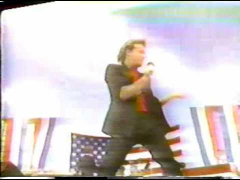 Andy Gibb - An Everlasting Love - Glen Campbell 1986
