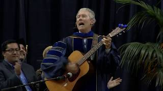 "Dean Rich Lyons performs ""The"