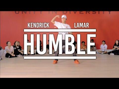 """HUMBLE"" by Kendrick Lamar | Michael..."