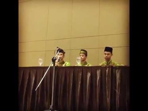 Syamsuri Firdaus, Miftah Farid & Adnan Tumangger - Qori Terbaik Asal Indonesia