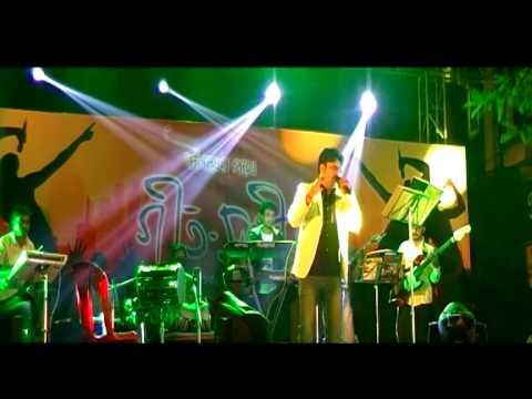 Joy Bhattacharjee Live Din Paltaye @Bhalobasha.com ) & Bojhe Na Se Bojhe Na