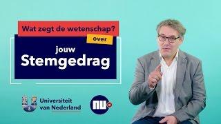 VERKIEZINGEN 2017: Stemgedrag - Politicoloog Jean Tillie