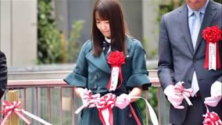 9月13日、「渋谷川まちびらき/渋谷ストリームオープニングセレモニー」が開催され、欅坂46のキャプテン・菅井友香が出席。 欅坂46にとって、こ...