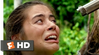 The Green Inferno (2015) - Kill Her and See What Happens Scene (1/7) | Movieclips