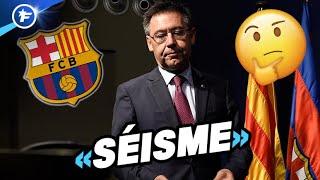 Le président du Barça sur la sellette  | Revue de presse