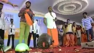 Ragava Lawrence Semma performance Hara Hara Mahadevaki Song in a College Function
