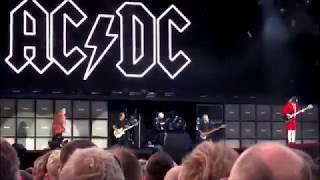 AC/DC & Axl Rose [Black in Black] Ceres Park.Aarhus.Dinamarca. Junio 2016