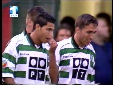 Standard Liège - 1 x Sporting - 3 de 2001/2002 Particular