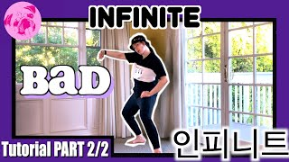 [MIRRORED DANCE] INFINITE - 'Bad' | Throwback Thursdays(…