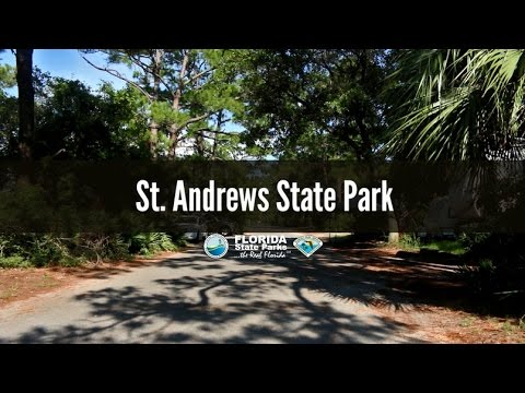 Firsthand Florida Fun: St. Andrews State Park
