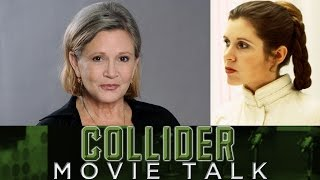 Carrie Fisher Passes Away - Collider Movie Talk
