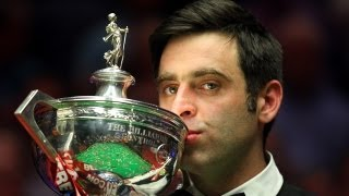 Special For World Snooker Championship 2013 - Snooker Book - My Championship