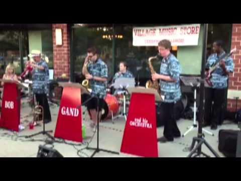 Bob Gand Orchestra - Green Dolphin Street