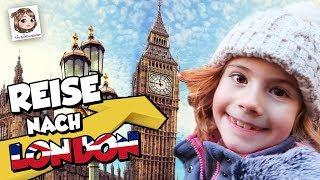 REISE NACH LONDON - Im größten Spielzeugladen shoppen und mit Baby Born im Pool