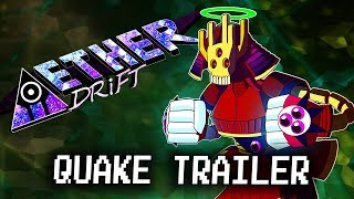 Quake - Fist of Justice | Aether Drift Character Teaser