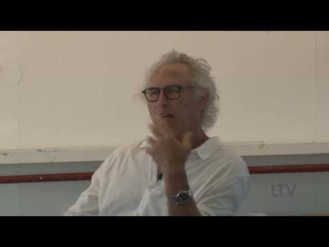 LTV Production Artists Speak Series 2016 with Eric Fischl