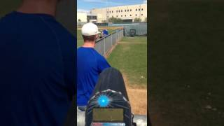 What a 96 mph fastball looks like YouTube Videos