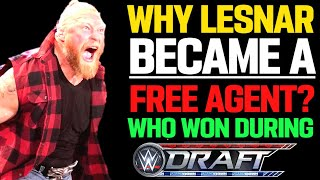 WWE News Why Charlotte Was Drafted To WWE Smackdown Brock Lesnar WWE Plans New WWE Feuds AEW News